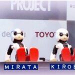 きぼうロボットプロジェクト KIROBO特別公開♪ in 広島市こども文化科学館