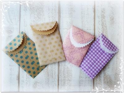 紙 折り紙 折り紙封筒の作り方 : toridori4.com