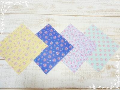 セリア 折り紙 封筒