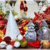 セリアやキャンドゥで素敵なクリスマスグッズ見つけました♪Let'sコーディネート!