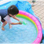 100円で楽しい♪水遊びに使えるダイソー&セリアの夏グッズ♪